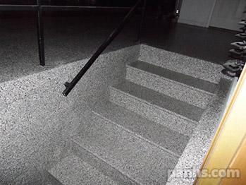 Mobile Tampa Epoxy Garage Floor